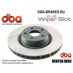 Тормозной диск DBA DBA42807SL для GOLF