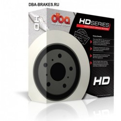 Тормозной диск DBA DBA4419 для LANCER EVOLUTION