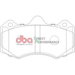 Тормозные колодки DBA DB1937SP