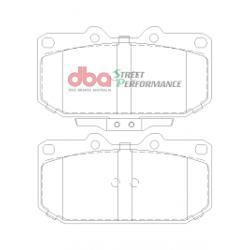 Тормозные колодки DBA DB1170SP для IMPREZA WRX