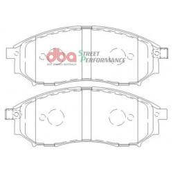 Тормозные колодки DBA DB1696SP для G25