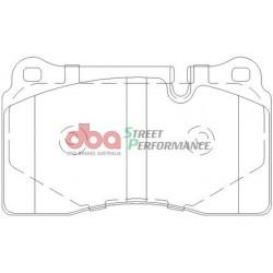 Тормозные колодки DBA DB2073SP для TOUAREG