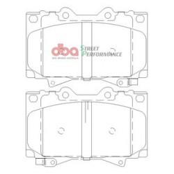 Тормозные колодки DBA DB1365SP для LAND CRUISER 100