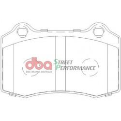 Тормозные колодки DBA DB1936SP для MODEL S