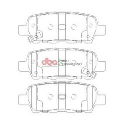 Тормозные колодки DBA DB1509SP для G25