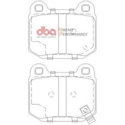 Тормозные колодки DBA DB1521XP для IMPREZA WRX STi