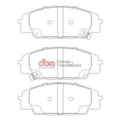 Тормозные колодки DBA DB1452XP для S2000