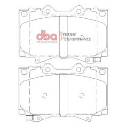 Тормозные колодки DBA DB1365XP для LAND CRUISER 100