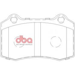 Тормозные колодки DBA DB1936XP для MODEL S