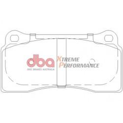 Тормозные колодки DBA DB1935XP для R8
