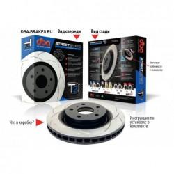 Тормозной диск DBA DBA2201S...
