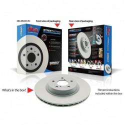 Тормозной диск DBA DBA650...