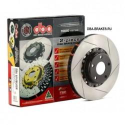 Тормозной диск DBA DBA5010SR-WRX IMPREZA WRX