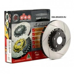 Тормозной диск DBA DBA52218.1SL LANCER EVOLUTION