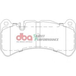 Тормозные колодки DBA DB1845SP для IS F