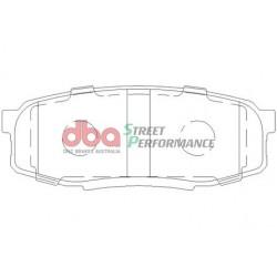 Тормозные колодки DBA DB1857SP для LAND CRUISER 200