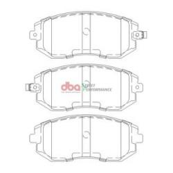 Тормозные колодки DBA DB1491SP для IMPREZA WRX