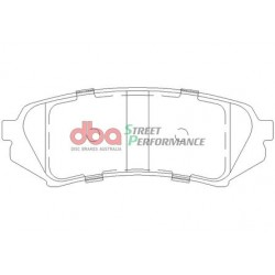 Тормозные колодки DBA DB1383SP для LAND CRUISER 100