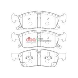 Тормозные колодки DBA DB2216SP для GRAND CHEROKEE