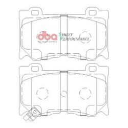 Тормозные колодки DBA DB2400SP для Q50S