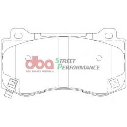 Тормозные колодки DBA DB2259SP для GRAND CHEROKEE SRT8