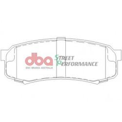 Тормозные колодки DBA DB1200SP для Pajero 4 (5-ти дверный)
