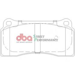 Тормозные колодки DBA DB1935SP для R8