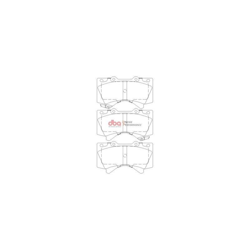 Тормозные колодки DBA DB1838XP для LAND CRUISER 200