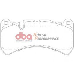 Тормозные колодки DBA DB1845XP для Lexus IS F