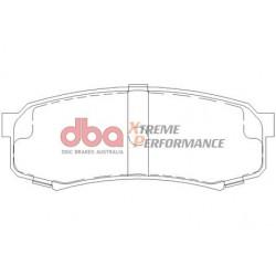 Тормозные колодки DBA DB1200XP для Pajero 4 (5-ти дверный)