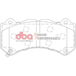 Тормозные колодки DBA DB2375XP для SKYLINE