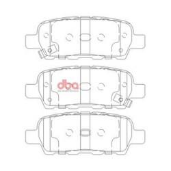 Тормозные колодки DBA DB1509XP для G25