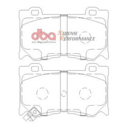 Тормозные колодки DBA DB2400XP для Q50S
