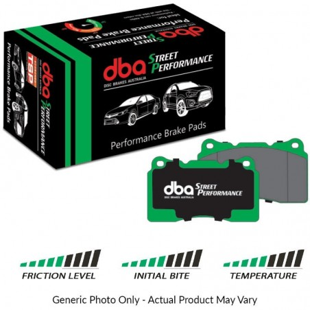 Тормозные колодки DBA DB1936SP для MODEL S,GRAND CHEROKEE SRT8,CAMARO
