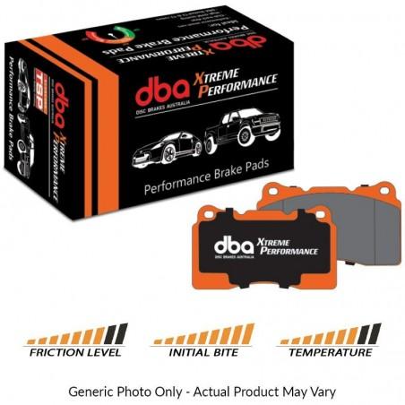 Тормозные колодки DBA DB1857XP для LAND CRUISER 200,TUNDRA,LX 570